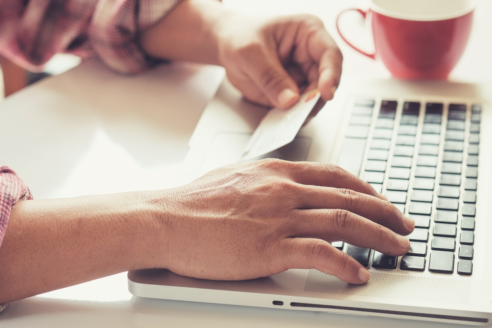 Consumers are beginning to tire of typing in their credit card number for each online transaction.