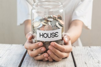 At CAPE, we can help you save for your first home.